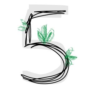 5getekend